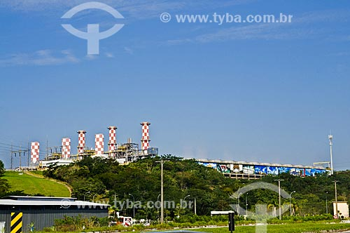 Assunto: UTE Norte Fluminense / Local: Macaé - Rio de Janeiro (RJ) - Brasil / Data: 06/2013