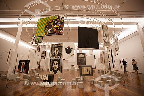 Assunto: Exposição O Colecionador - Arte Brasileira e Internacional na Coleção Boghici no Museu de Arte do Rio (MAR) / Local: Centro - Rio de Janeiro (RJ) - Brasil / Data: 07/2013
