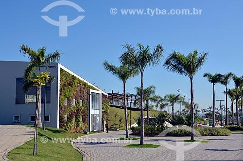 Assunto: Centro de Educação Ambiental no Parque Madureira / Local: Madureira - Rio de Janeiro (RJ) - Brasil / Data: 06/2013