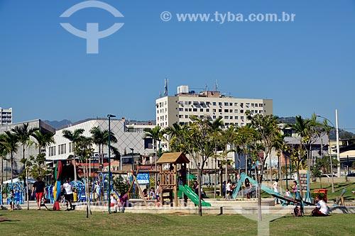 Assunto: Playground no Parque Madureira / Local: Madureira - Rio de Janeiro (RJ) - Brasil / Data: 06/2013
