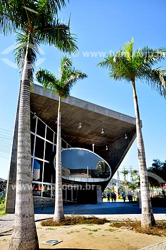 Assunto: Nave do Conhecimento do Parque Madureira / Local: Madureira - Rio de Janeiro (RJ) - Brasil / Data: 06/2013