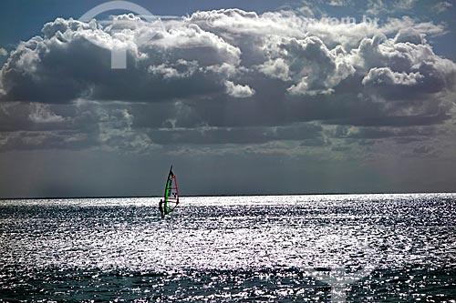 Assunto: Windsurf na Praia da Tartaruga / Local: Armação dos Búzios - Rio de Janeiro (RJ) - Brasil / Data: 05/2013