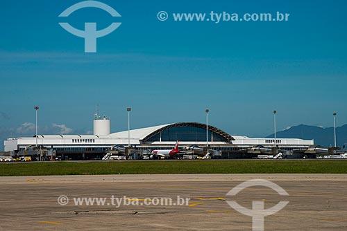 Assunto: Aeroporto Internacional de Fortaleza - Pinto Martins (1966) / Local: Fortaleza - Ceará (CE) - Brasil / Data: 06/2013