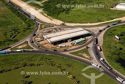 Assunto: Obras de duplicação da Avenida Quarto Anel Viário no entroncamento da BR-020 / Local: Fortaleza - Ceará (CE) - Brasil / Data: 06/2013
