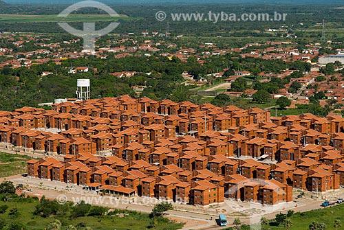 Assunto: Conjuntos residenciais para os desapropriados da margem do Rio Maranguapinho / Local: Fortaleza - Ceará (CE) - Brasil / Data: 06/2013
