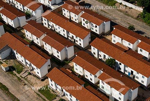 Assunto: Vista aérea de conjuntos residenciais / Local: Granja Lisboa - Fortaleza - Ceará (CE) - Brasil / Data: 06/2013