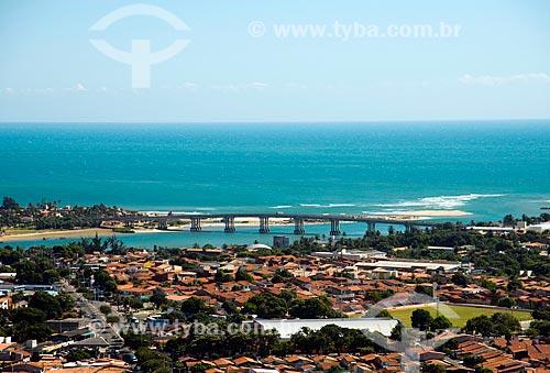 Assunto: Vista da foz do Rio Ceará / Local: Fortaleza - Ceará (CE) - Brasil / Data: 06/2013
