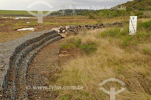 Assunto: Sitio Arqueológico em Ouroeste - localizado nas proximidades da Usina Hidrelétrica de Água Vermelha / Local: Ouroeste - São Paulo (SP) - Brasil / Data: 07/2013