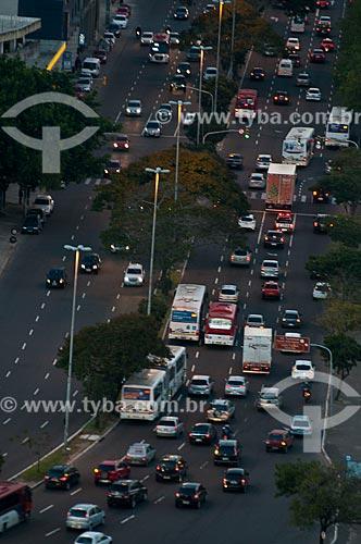 Assunto: Transito em Porto Alegre / Local: Centro - Porto Alegre - Rio Grande do Sul (RS) - Brasil / Data: 07/2013
