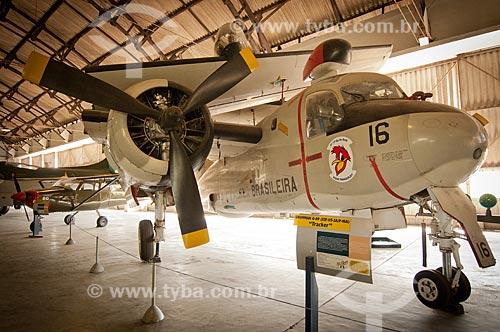 Assunto: Grumman G-89 - utilizado na localização e destruição de submarinos - em exposição no Museu Aeroespacial / Local: Campo dos Afonsos - Rio de Janeiro (RJ) - Brasil / Data: 08/2012
