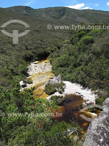 Assunto: Vista do Rio Preto / Local: Lima Duarte - Minas Gerais (MG) - Brasil / Data: 04/2009