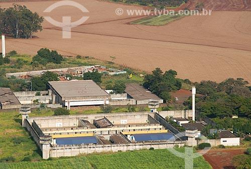 Assunto: Vista aérea do Centro de Detenção Provisória de Ribeirão Preto / Local: Ribeirão Preto - São Paulo (SP) - Brasil / Data: 05/2013
