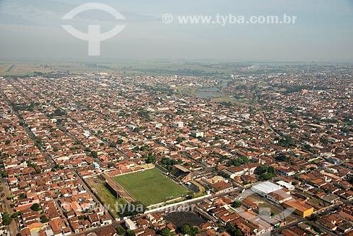 Assunto: Vista aérea do Estádio Antônio Gomes Martins / Local: Barretos - São Paulo (SP) - Brasil / Data: 05/2013