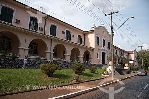 Assunto: Fachada da Faculdade de Medicina de Ribeirão Preto / Local: Ribeirão Preto - São Paulo (SP) - Brasil / Data: 05/2013