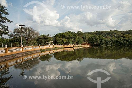 Assunto: Lago no campus da Universidade de São Paulo / Local: Ribeirão Preto - São Paulo (SP) - Brasil / Data: 05/2013