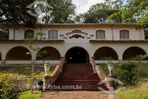Assunto: Museu do Café Francisco Schmidt no campus da Universidade de São Paulo / Local: Ribeirão Preto - São Paulo (SP) - Brasil / Data: 05/2013