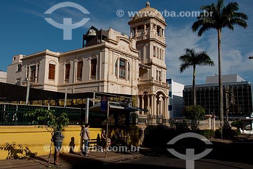 Assunto: Palácio episcopal - residência do Arcebispo de Ribeirão Preto / Local: Ribeirão Preto - São Paulo (SP) - Brasil / Data: 05/2013
