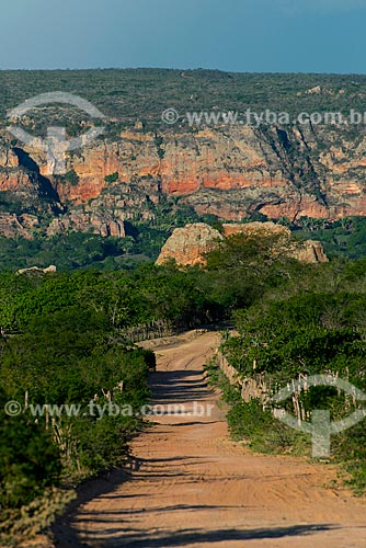 Assunto: Parque Nacional do Catimbau / Local: Buíque - Pernambuco (PE) - Brasil / Data: 06/2013