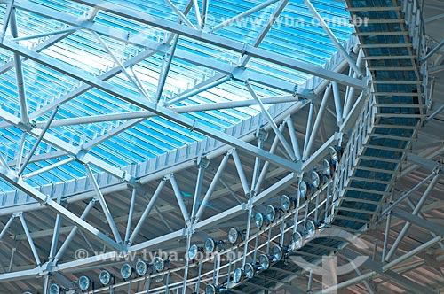 Assunto: Cobertura da Arena do Grêmio (2012) / Local: Humaitá - Porto Alegre - Rio Grande do Sul (RS) - Brasil / Data: 11/2012
