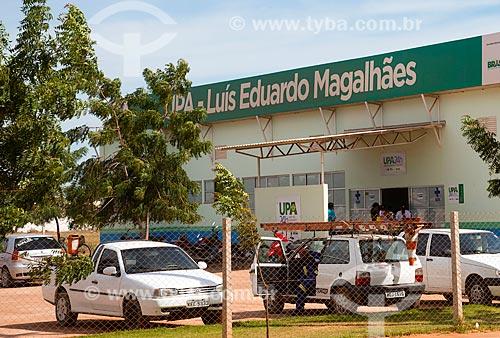 Assunto: Fachada da Unidade de Pronto Atendimento Luis Eduardo Magalhães (UPA) / Local: Luis Eduardo Magalhães - Bahia (BA) - Brasil / Data: 07/2013