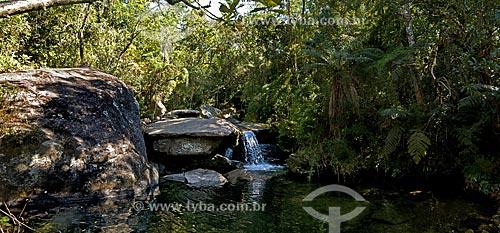 Assunto: Cachoeira das Fadas / Local: Aiuruoca - Minas Gerais (MG) - Brasil / Data: 07/2013