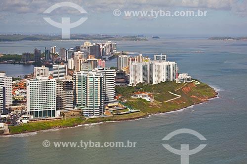 Assunto: Vista aérea da Praia de São Marcos / Local: São Marcos - São Luis - Maranhão (MA) - Brasil / Data: 06/2013