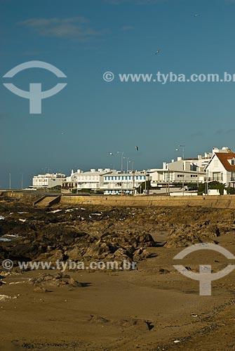 Assunto: Casas de frente para o mar / Local: Punta Del Este - Departamento de Maldonado - Uruguai - América do Sul / Data: 09/2013