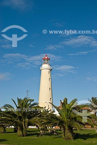 Assunto: Farol de Punta Del Este / Local: Punta Del Este - Departamento de Maldonado - Uruguai - América do Sul / Data: 09/2013