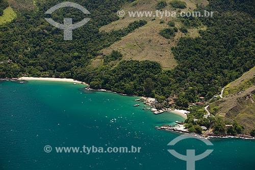 Assunto: Foto aérea da Praia de Maciéis / Local: Angra dos Reis - Rio de Janeiro (RJ) - Brasil / Data: 04/2011
