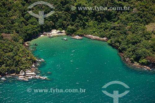 Assunto: Foto aérea de trecho da orla de Angra dos Reis próximo à Praia de Maciéis / Local: Angra dos Reis - Rio de Janeiro (RJ) - Brasil / Data: 04/2011
