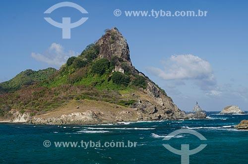 Assunto: Baía do Sueste e Morro da Madeira / Local: Arquipélago de Fernando de Noronha - Pernambuco (PE) - Brasil / Data: 10/2013