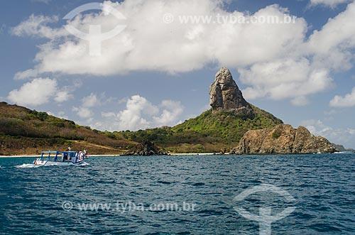 Assunto: Morro do Pico / Local: Arquipélago de Fernando de Noronha - Pernambuco (PE) - Brasil / Data: 10/2013