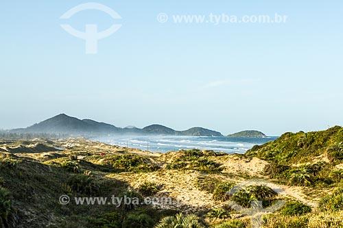 Assunto: Dunas da Praia da Ribanceira / Local: Imbituba - Santa Catarina (SC) - Brasil / Data: 10/2013