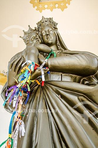 Assunto: Estátua de Nossa Senhora do Bom Socorro, trazida da França em 1912 para o Santuário de Nossa Senhora do Bom Socorro / Local: Nova Trento - Santa Catarina (SC) - Brasil / Data: 11/2013