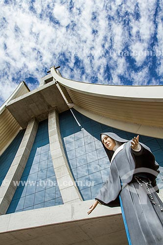 Assunto: Santuário Santa Paulina / Local: Nova Trento - Santa Catarina (SC) - Brasil / Data: 11/2013