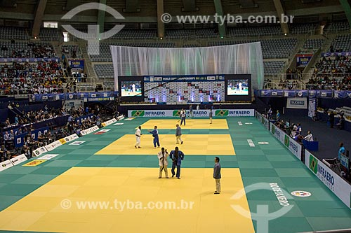 Assunto: Campeonato Mundial de Judô 2013 / Local: Maracanã - Rio de Janeiro (RJ) - Brasil / Data: 09/2013