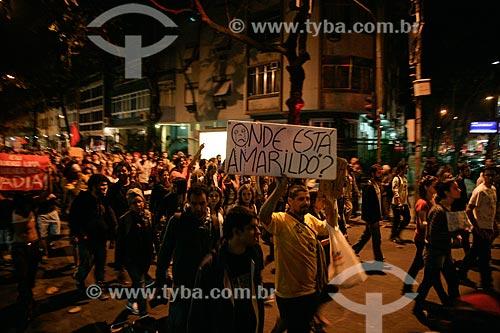 Marcha das Vadias durante a Jornada Mundial da Juventude (JMJ)  - Rio de Janeiro - Rio de Janeiro - Brasil