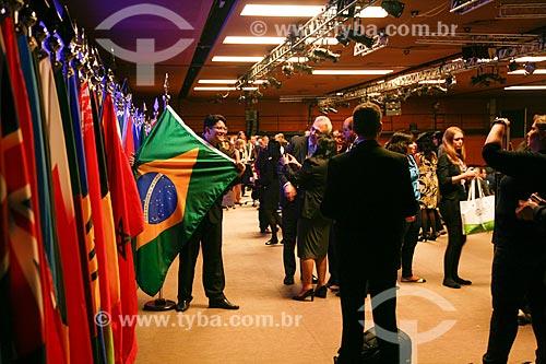 Conferência das Nações Unidas sobre  Desenvolvimento Sustentável mais conhecido como Rio + 20  - Rio de Janeiro - Rio de Janeiro - Brasil