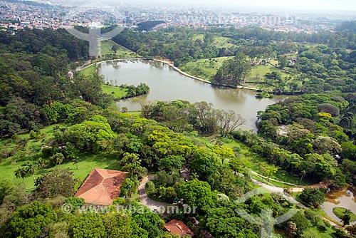 Assunto: Vista aérea do Parque do Carmo  / Local: Itaquera - São Paulo (SP) - Brasil / Data: 10/2013