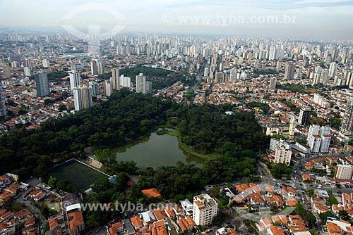 Assunto: Vista aérea do Parque da Aclimação / Local: São Paulo (SP) - Brasil / Data: 10/2013
