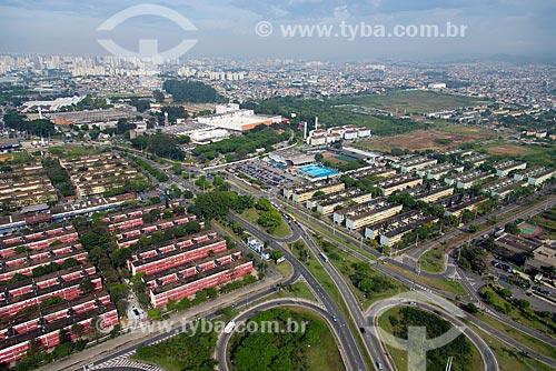Assunto: Conjunto residencial do bairro Parque CECAP - abriga o Conjunto Habitacional Zézinho Magalhães Prado / Local: Guarulhos - São Paulo (SP) - Brasil / Data: 06/2013