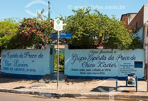 Assunto: Grupo Espírita da Prece de Chico Xavier - local onde o médium atendia / Local: Uberaba - Minas Gerais (MG) - Brasil / Data: 10/2013
