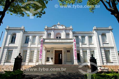 Assunto: Faculdade de Medicina da UFTM - Universidade Federal do Triângulo Mineiro  / Local: Uberaba - Minas Gerais (MG) - Brasil / Data: 10/2013