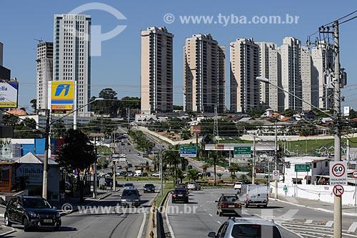 Vista da Avenida São João   - São José dos Campos - São Paulo - Brasil