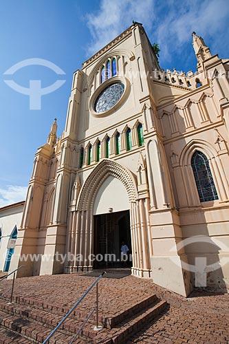 Assunto: Santuário Eucarístico Nossa Senhora do Bom Despacho / Local: Cuiabá - Mato Grosso (MT) - Brasil / Data: 10/2013