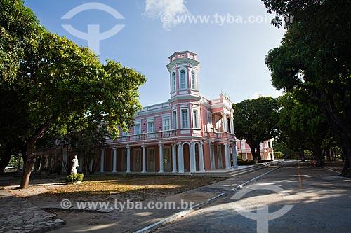 Assunto: Edifício da reitoria da Universidade Federal do Ceará / Local: Fortaleza - Ceará (CE) - Brasil / Data: 11/2013