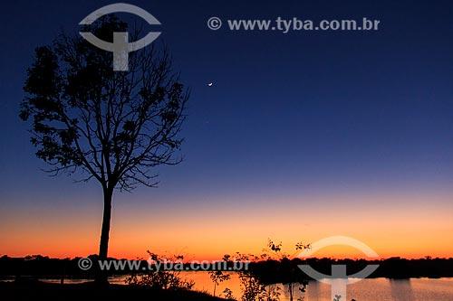 Assunto: Amanhecer no Vale do Guaporé - Fronteira com a Bolívia / Local: Rondônia (RO) - Brasil / Data: 08/2013