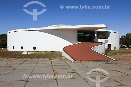 Assunto: Memorial dos Povos Indígenas (1987) / Local: Brasília - Distrito Federal (DF) - Brasil / Data: 08/2013