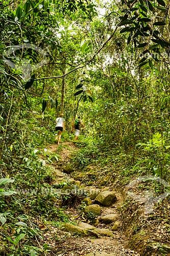 Assunto: Caminho da Gurita no Parque Municipal da Lagoa do Peri / Local: Florianópolis - Santa Catarina (SC) - Brasil / Data: 12/2013