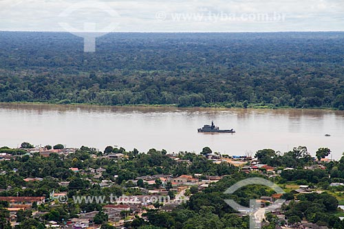 Assunto: Expedição Rio Madeira - operação de fiscalização da Marinha do Brasil no Rio Madeira / Local: Porto Velho - Rondônia (RO) - Brasil / Data: 03/2012